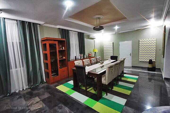 Ibadan Interior project